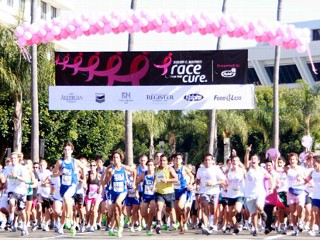 Race for the Cure Struggles to Sign Up Racers This Year