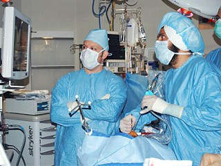 Photo: Brain Surgery Through The Nose