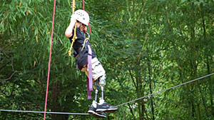 Photo: Camps that cater to kids with special needs offer typical camp activities with a twist. Camp directors say th