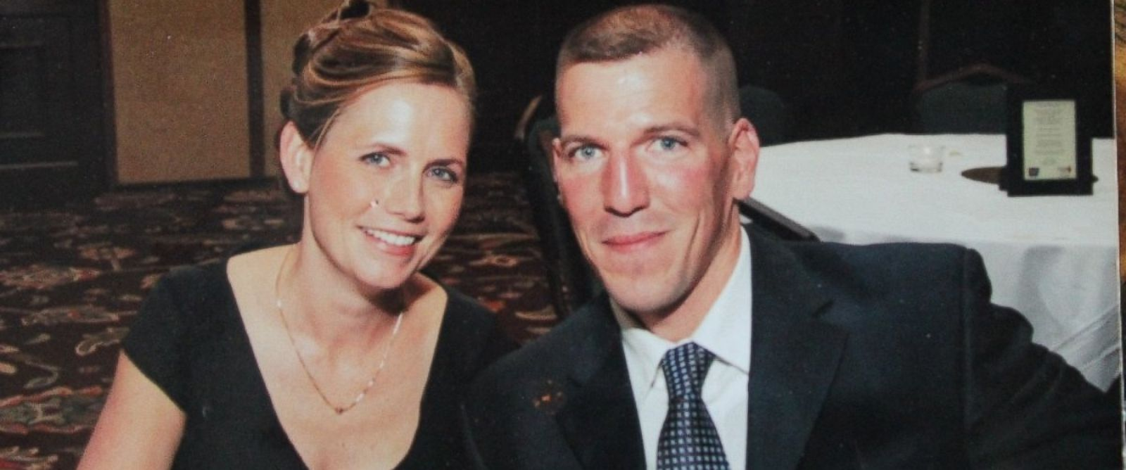 PHOTO: Beth ORourke is seen in this photo with her husband, Brendan ORourke, courtesy of GoFundMe.