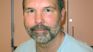 PHOTO Steve Birdsall suffers from a rare disease called Multiple Systems Atrophy.