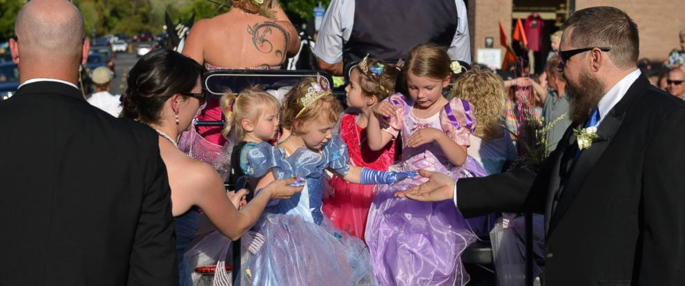 PHOTO: Girl with incurable cancer has blowout birthday party for 5th birthday.