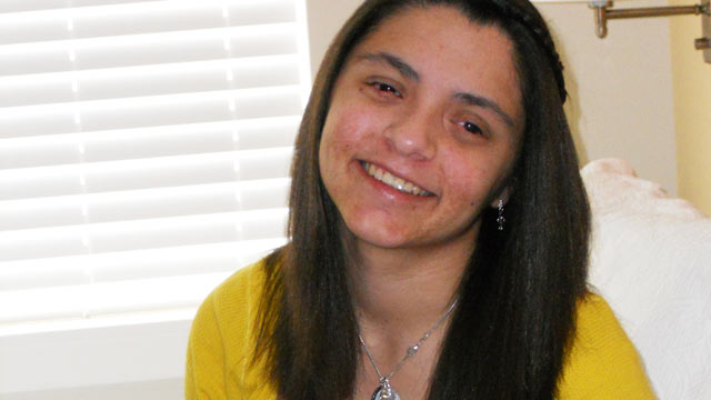 PHOTO:Brianna Maya, 13, of Martin, Tenn., recently won a $10 million award from a Pennsylvania jury after it found that Johnson & Johnson failed to properly warn consumers about the potential of a very rare skin reaction that she suffered