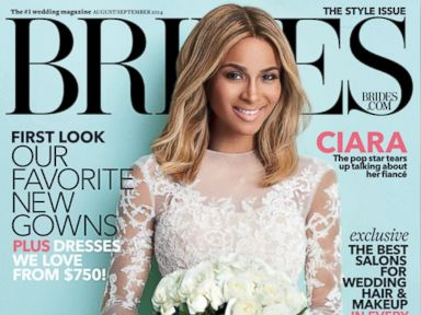 Ciara Gives New Details of Her Black Tie Wedding