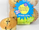 "PHOTO: FDA officials tested Butterfly Bakerys ""No-Sugar Added Blueberry Muffins"" and found it had a greater amount of total fat and saturated fat than the value declared on the label."