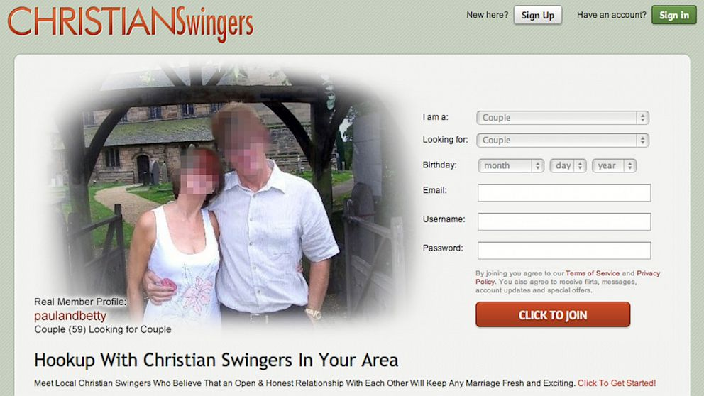 Christian view on swinging