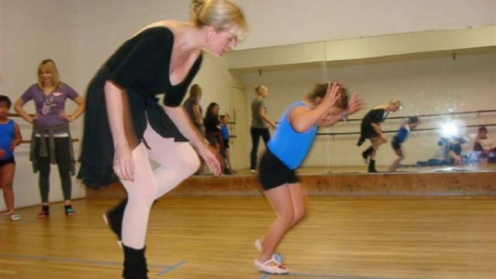 Former Ballerina Teaches Students With Down Syndrome To