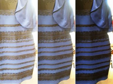 How the Colorblind See the Dress Differently