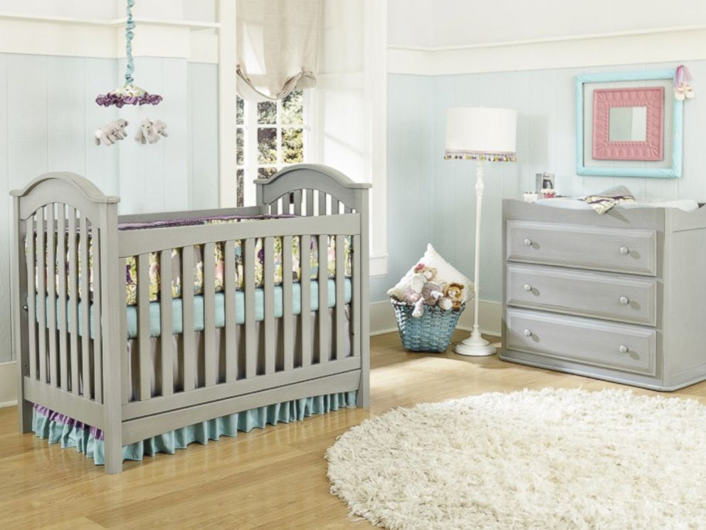 PHOTO: The Consumer Product Safety Commission has announced a recall of cribs, furniture and accessories from Babys Dream that were sold in a vintage grey paint finish because the paint exceeds federal lead limits.