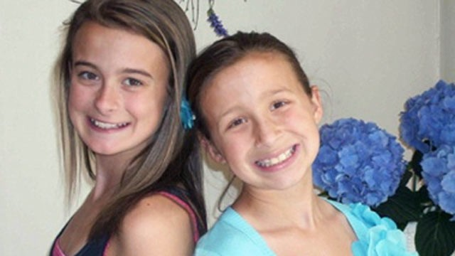 PHOTO: Sisters Laura Cheevers, 13, and Cate Cheevers, 10, of North Andover, Mass., say an experimental cystic fibrosis drug has helped them breathe easier, suffer fewer lung infections and have more energy.