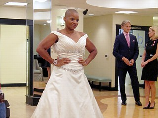 Cancer Hits 4 Times Before Bride Gets Dress