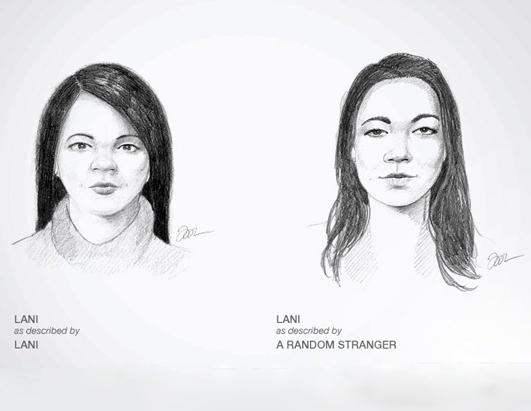 Women talk about inner beauty and self-esteem for Dove from Dove Real Beauty Sketches
