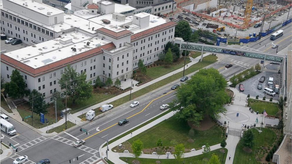 PHOTO: Emory University Hospital is seen in a photo posted to the @emoryhealthcare Twitter account on June 27, 2014.