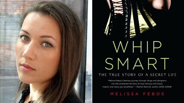 PHOTO: Melissa Febos worked for three years as a dominatrix, a secret profession she describes in her memoir,