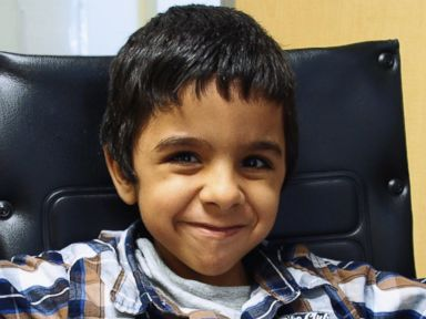 Boy Travels 7,500 Miles for Life-Changing Surgery