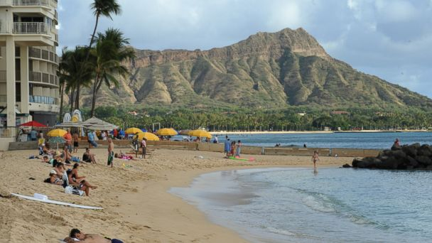 PHOTO: The United Health Foundation reports that Hawaii is the healthiest state in the U.S.