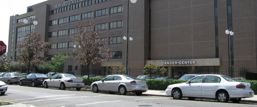 PHOTO: A possible Ebola patient is reportedly being treated at Howard University Hospital.