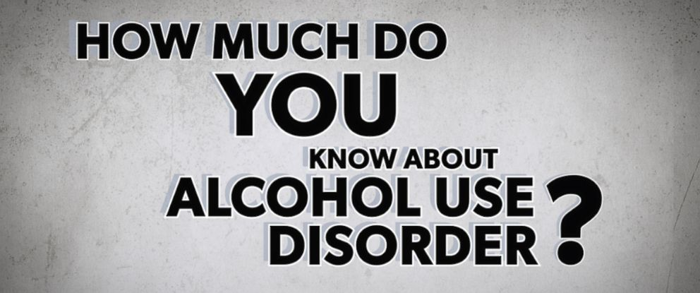 PHOTO: INTERACTIVE VIDEO: How Much Do You Know About Alcohol Use Disorder?