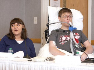 Surgery Gives New Hope for Muscular Dystrophy Patients