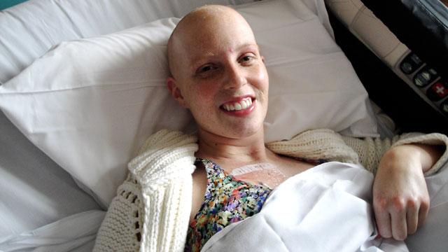PHOTO: Jenna Langer developed myelodysplastic syndrome after beating childhood cancer.