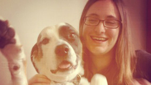 PHOTO: Jessie Streich-Kest was walking her dog when a tree fell and killed Jessie on Oct. 29, 2012.