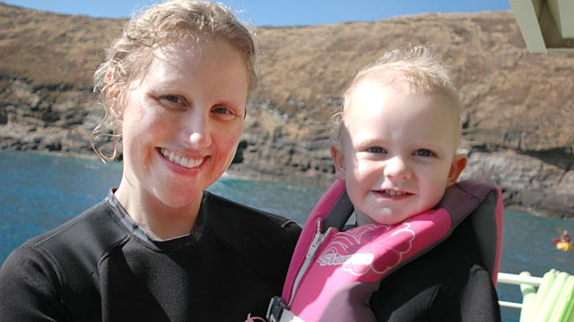 PHOTO:Kline McCormac, 2, has severe allergies to milk, eggs, nuts and wheat.