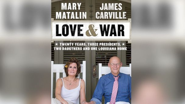 ht love and war kab 140115 16x9 608 Read an Excerpt of Mary Matalin and James Carvilles New Book Love & War