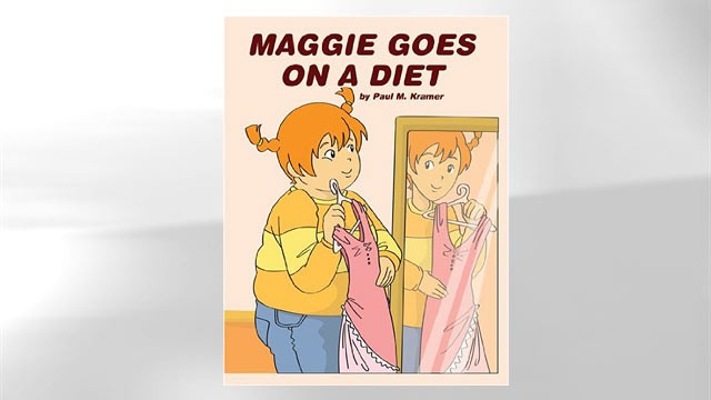 "PHOTO: The children's picture book, ""Maggie Goes on a Diet,"" has come under fire for sending the wrong messages about pediatric obesity."