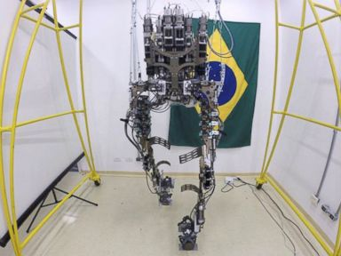 Scientists Rush to Finish Mind-Controlled Robotic Suit