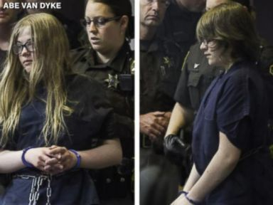 'Slender Man' Stabbing Suspect, 12, Deemed 'Not Competent'