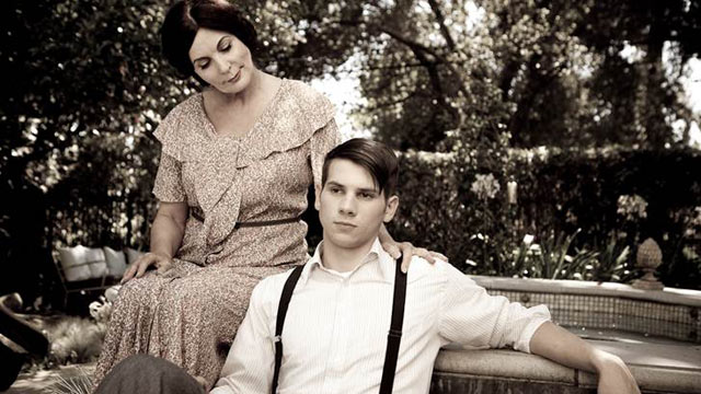 """PHOTO: """"His Mothers Lover,"""" an erotic fim by Nica Noelle, has been compared to PBSs """"Masterpiece Theatre"""" for its lavish Edwardian set."""