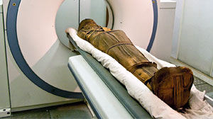 Photo: Mummy CT Scan Reveals Evidence of Egyptian Heart Disease
