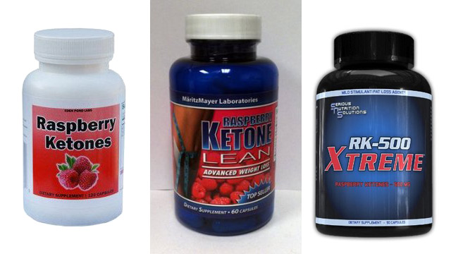 PHOTO: Raspberry ketones