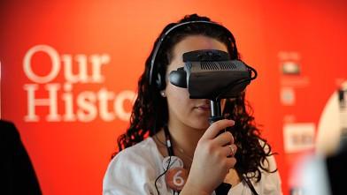 PHOTO: Janssen's 3D visual immersion