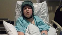 PHOTO: Sam Saretti needs constant monitoring due to his epilepsy.