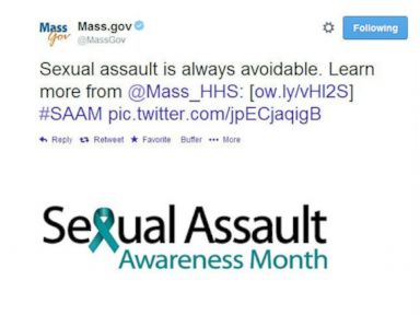 Outrage Over 'Sexual Assault Avoidable' Tweet
