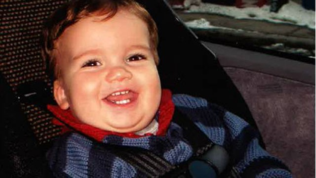 PHOTO: Simon Sparrow, 1, died from a MRSA infection in 2004. His mother has since been on a mission to raise awareness of superbugs.