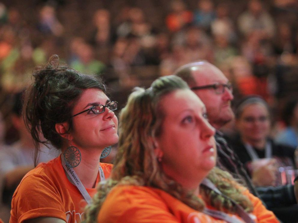 PHOTO: People who attend the OMG Cancer Summit For Young Adults in Las Vegas can attend sessions about dealing with everything from anger to relationships to health insurance.
