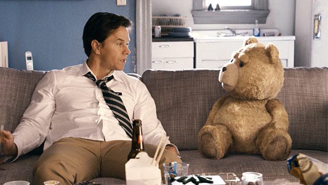 PHOTO: Scene from the movie Ted