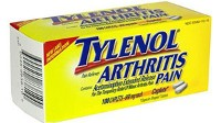 Tylenol Arthritis Caplet Voluntary Recall Expanded