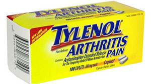 Tylenol Arthritis Caplet Voluntary Recall Expanded