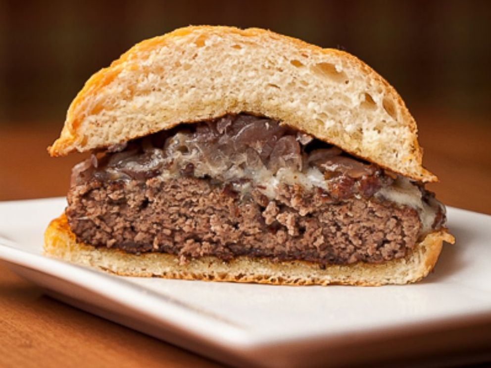 PHOTO: A view of a well-done burger, courtesy of St. Louis Magazine.