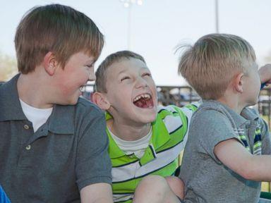 Brothers Get Wheelchair-Friendly Playground