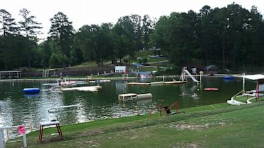 PHOTO: Willow Springs Water Park in Little Rock, Ark. was closed after a young swimmer was diagnosed with a rare form of meningitis.