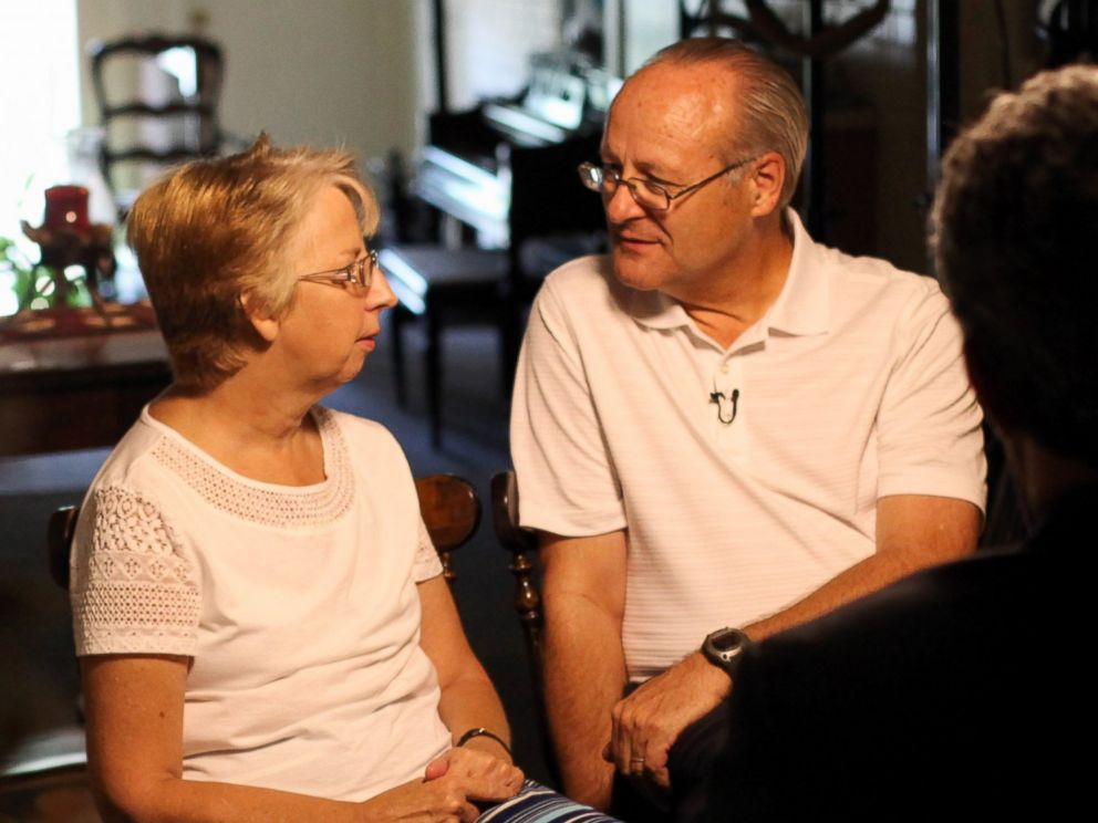 PHOTO: Nancy Writebol, pictured with her husband, David, contracted Ebola while working as a missionary in Liberia.