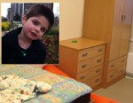 PHOTO: Zach Tahir, inset, who suffers from the rare condition pica, has a room built for him which is entirely inedible.