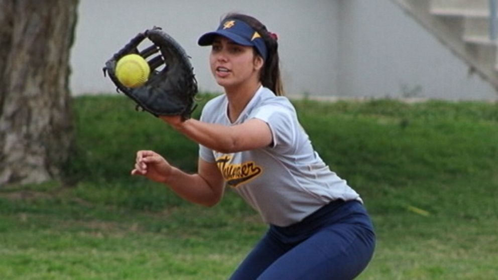 teen softball player dies days after having brain aneurysm