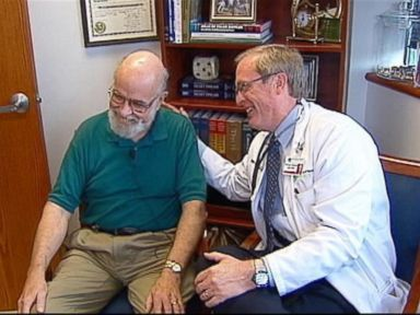 Kansas Cardiologist Saves Doctor Who Trained Him