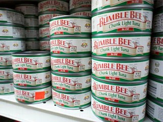 Bumble Bee Expands Tuna Recall