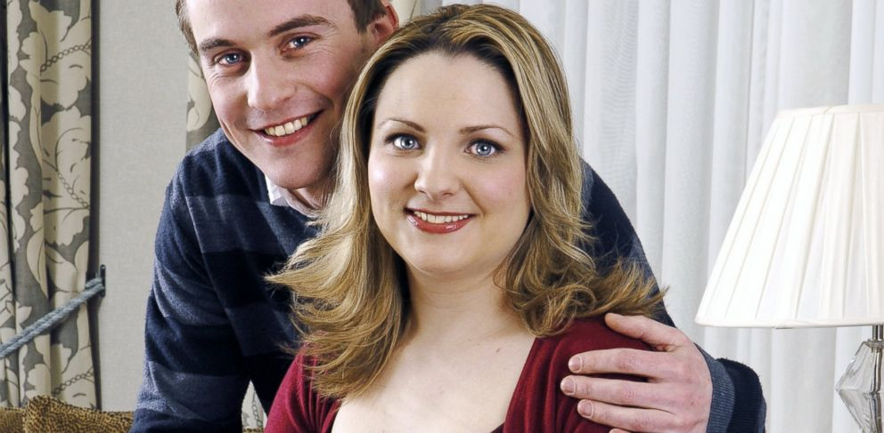 PHOTO: Former British nanny Louise Woodward and Antony Elkes are shown in this Mar 9, 2007 photo in London.